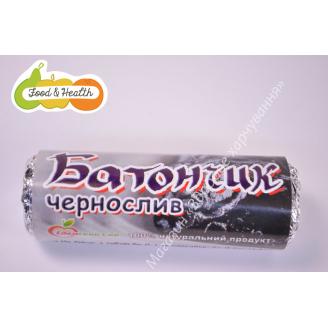 Батончик Чернослив з сухофруктами 50 г
